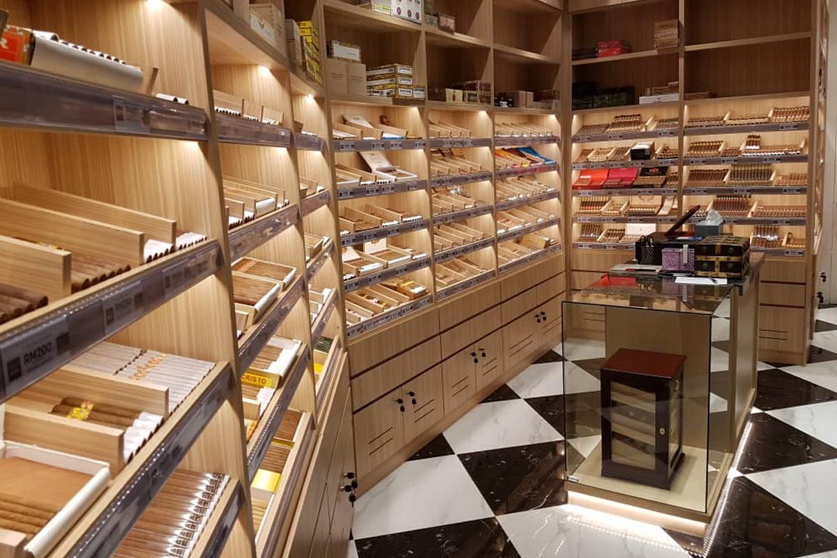 Cigar Malaysia KLCC