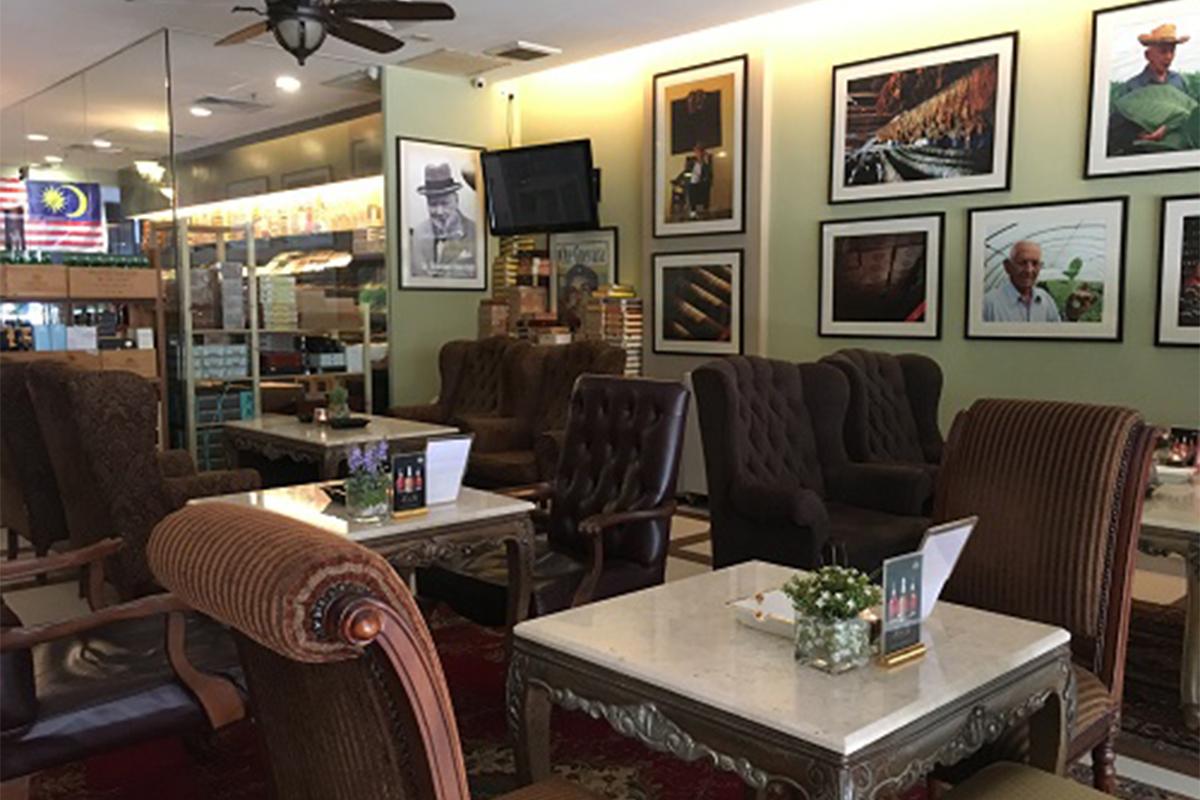 Cigars Lounge - Publika Malaysia