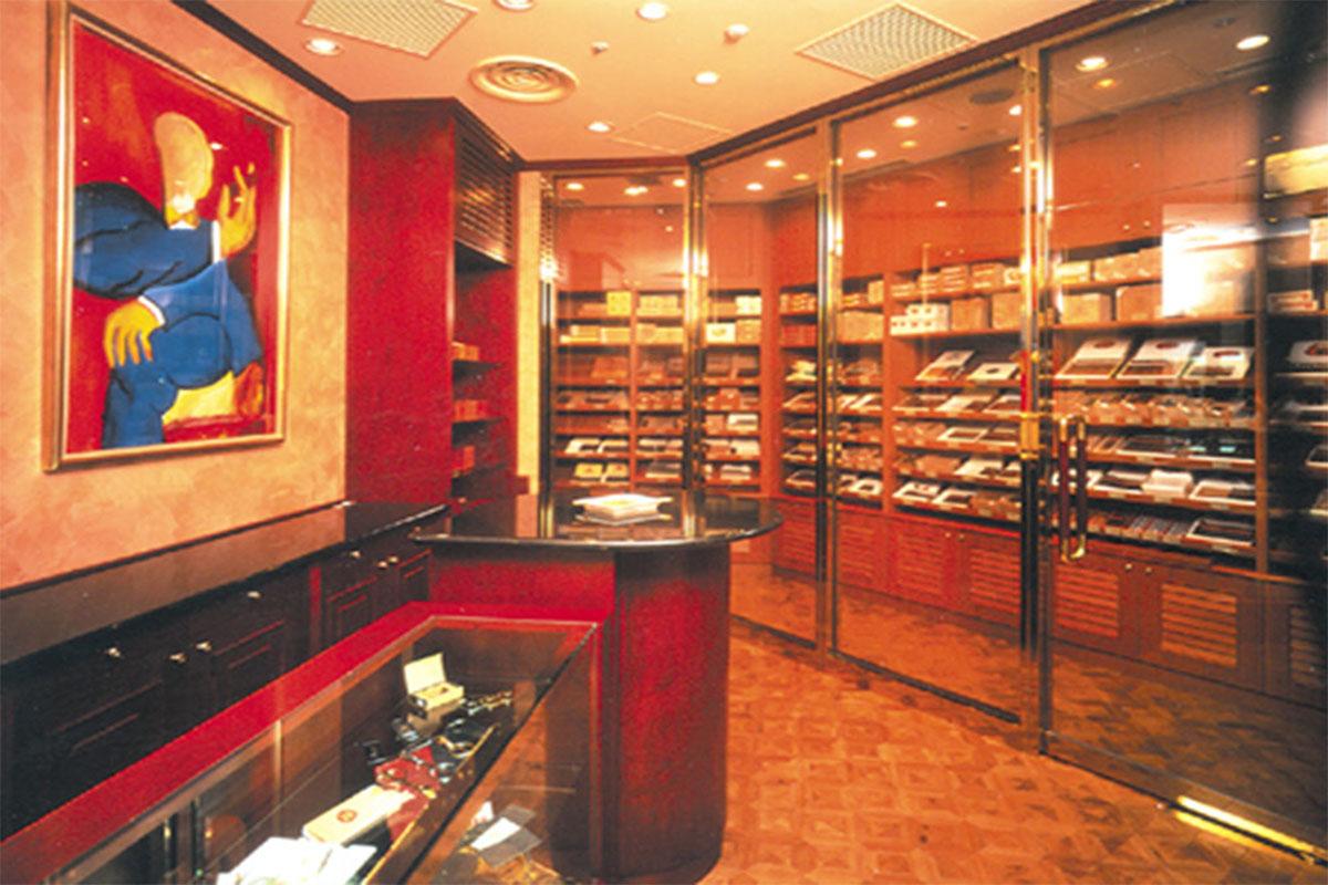 Cigar Club Osaka Japan