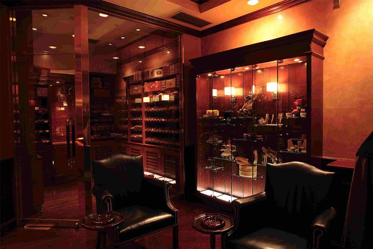 Cigar Club Westin Japan