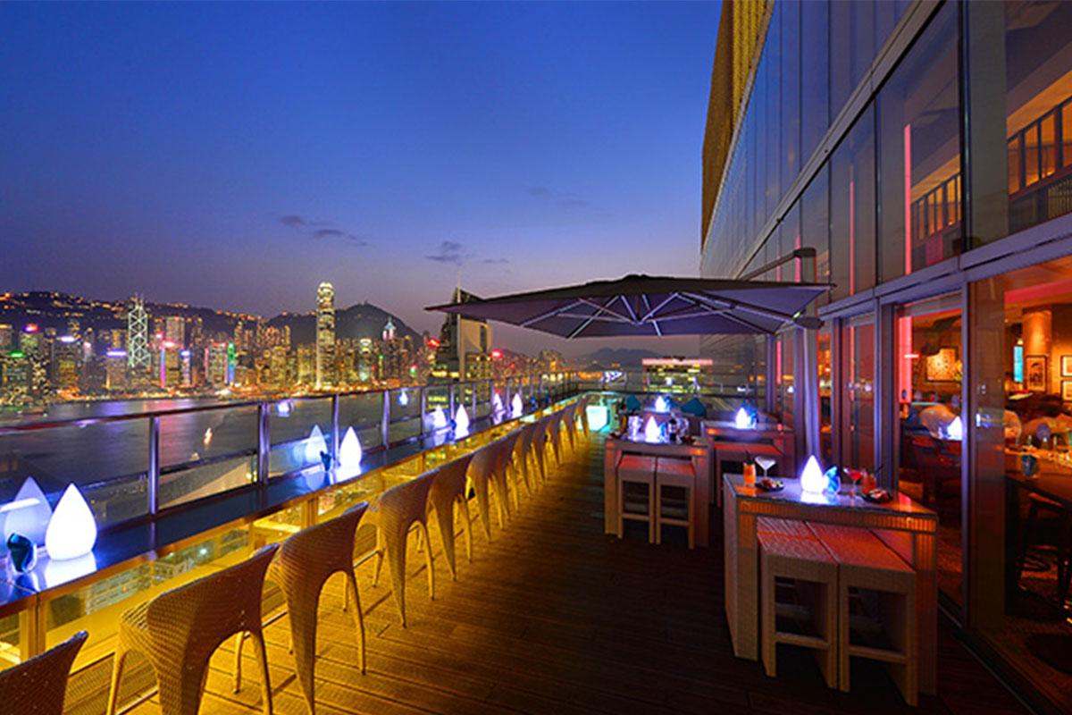 Nanhai No1 Eye Bar HK