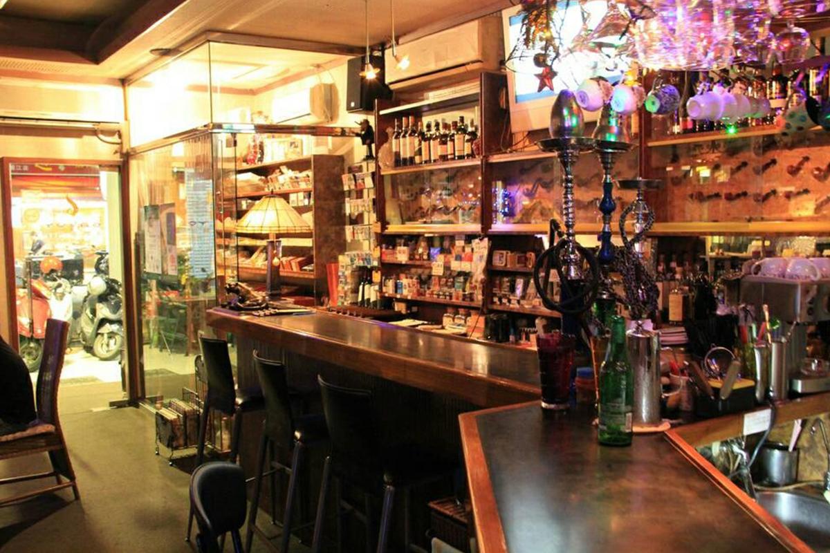 Savoy Cigar Bar- Taiwan