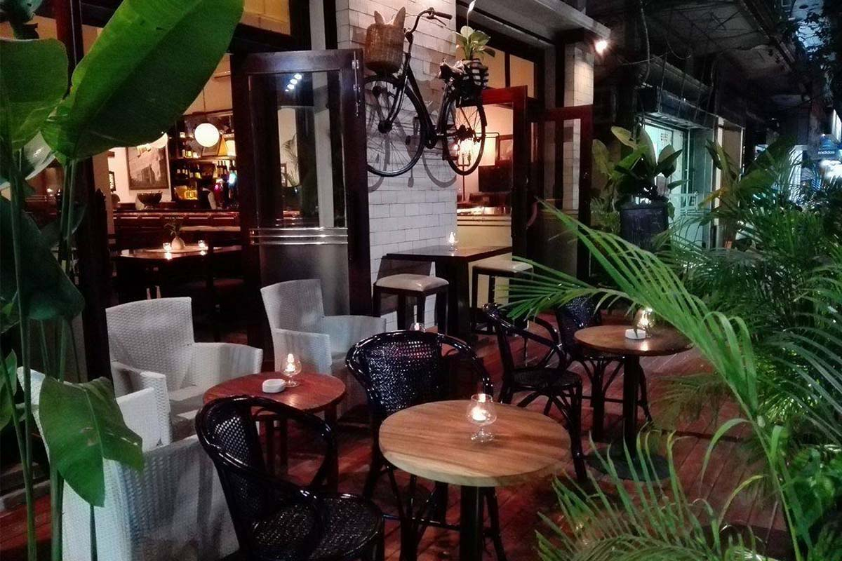 The Village Cafe Cambodia