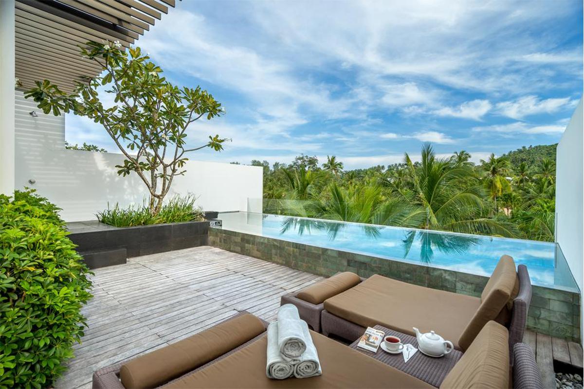 Twin Palms Hotel Thailand