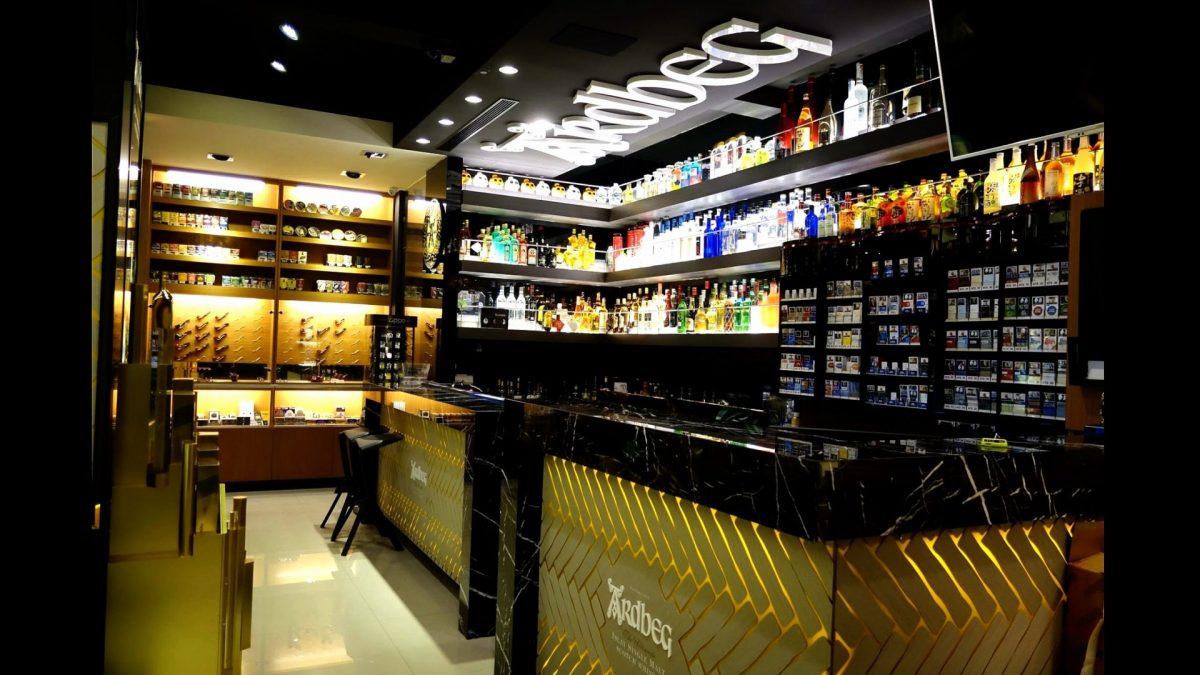 WenHo Whisky Wine Lounge Taiwan